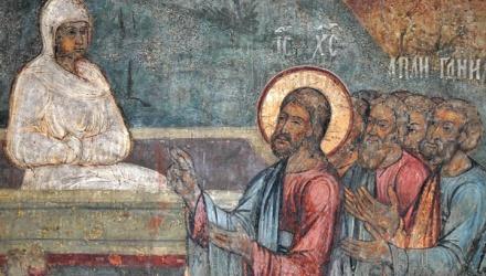 Картинки по запросу Воскрешение сына Наинской вдовы