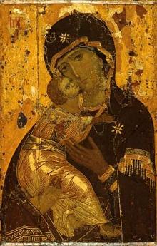 икона владимирская фото